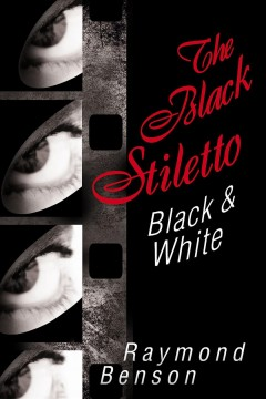 The Black Stiletto black & white : the second diary-- 1959 cover image