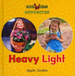 Heavy light cover image