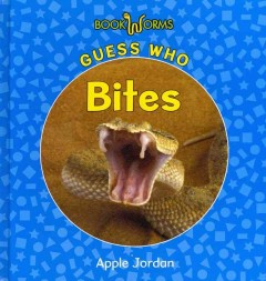 Guess who bites cover image