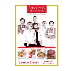 America's test kitchen. Season 11 cover image