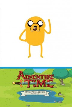 Adventure time : mathematical edition. Volume two cover image