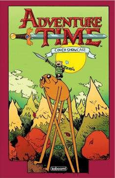 Adventure time. Eye candy, Volume one cover image