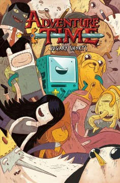 Adventure time. 1, Sugary shorts cover image