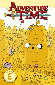Adventure time. Volume 5 cover image