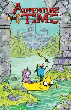 Adventure time. Volume 7 cover image