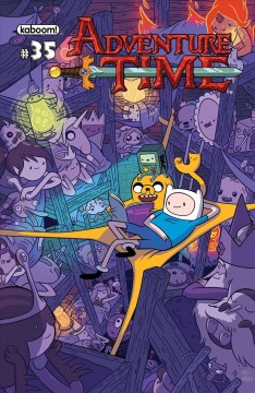 Adventure time. Volume 8 cover image