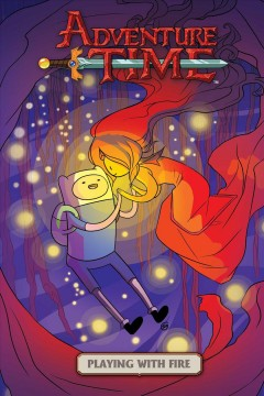 Adventure time. 1, Playing with fire cover image