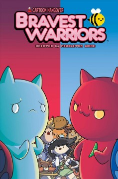 Bravest Warriors. Volume seven cover image