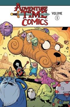 Adventure time comics. Volume 1 cover image