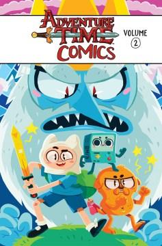 Adventure time comics. Volume 2 cover image
