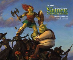 The art of Shrek forever after cover image
