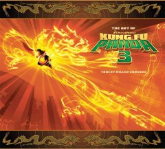 The art of DreamWorks Kung fu panda 3 cover image