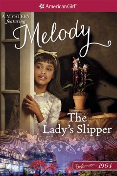 The lady's slipper : a Melody mystery cover image