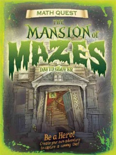 The mansion of mazes cover image