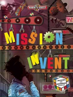 Mission invent cover image