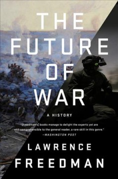 The future of war : a history cover image