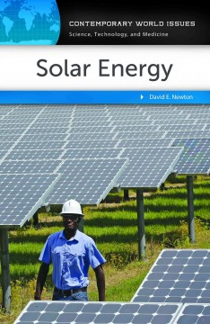 Solar energy : a reference handbook cover image