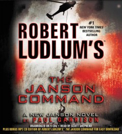 Robert Ludlum's the Janson command cover image