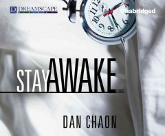 Stay awake stories cover image