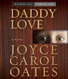 Daddy love a novel cover image