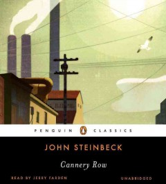 Cannery Row cover image