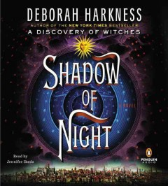 Shadow of night cover image
