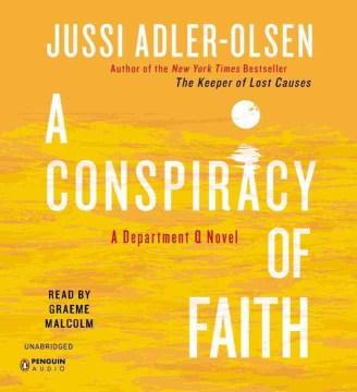 A conspiracy of faith cover image