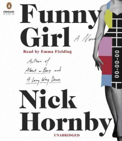 Funny girl cover image