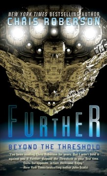 Further : beyond the threshold cover image