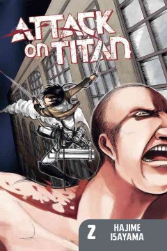 Attack on Titan. 2 cover image