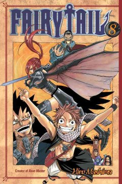 Fairy tail. 8, Ultimate duel cover image