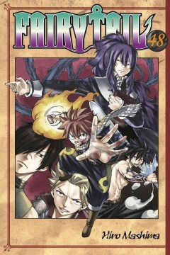Fairy tail. 48, Two dragons, three slayers cover image