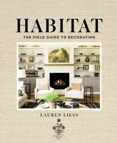 Habitat the field guide to decorating cover image