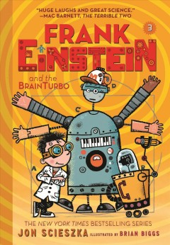 Frank Einstein and the brain turbo cover image