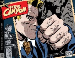 Steve Canyon cover image