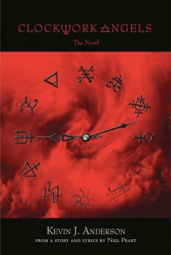 Clockwork angels cover image