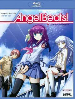 Angel beats!. The complete series cover image