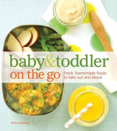 Baby & toddler on the go cover image