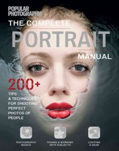 The complete portrait manual cover image