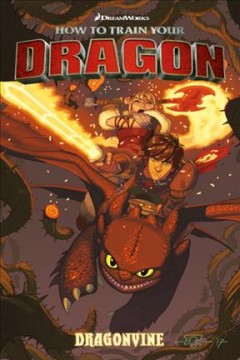 How to train your dragon. Dragonvine cover image