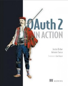 OAuth 2 in action cover image