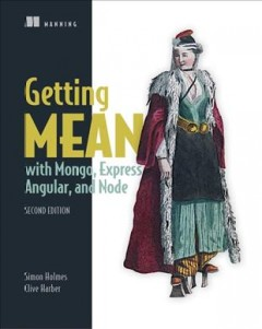 Getting MEAN with Mongo, Express, Angular, and Node cover image
