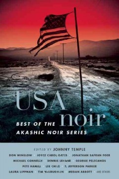 USA noir : best of the Akashic noir series cover image