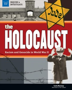 The Holocaust : racism and genocide in World War II cover image
