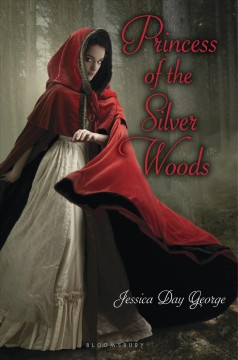 Princess of the silver woods cover image