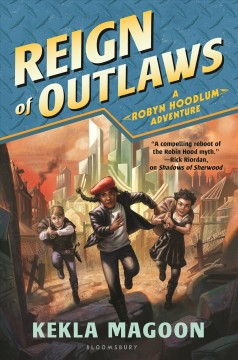 Reign of outlaws cover image