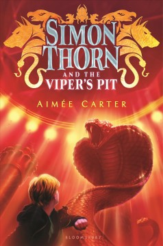 Simon Thorn and the viper's pit cover image
