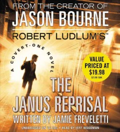 Robert Ludlum's The Janus reprisal cover image