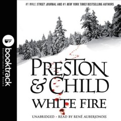 White fire cover image