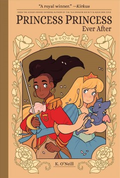 Princess Princess ever after cover image